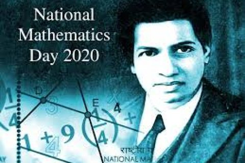 National Mathematics Day – 2020